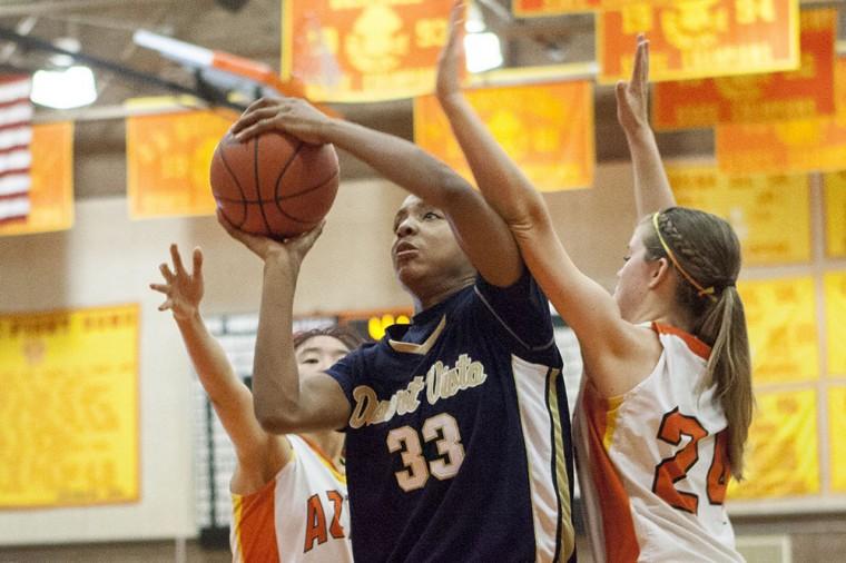 Girls Basketball: DV vs Corona