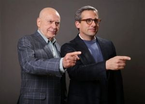 Alan Arkin, Steve Carell