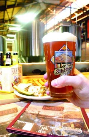 Four Peaks Brewery