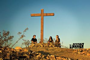 Paths to the Cross a hit at Mountain Park Community Church in AF