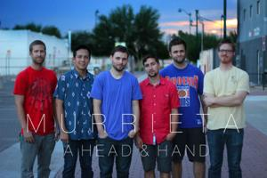 Mesa folk rock band Murrieta