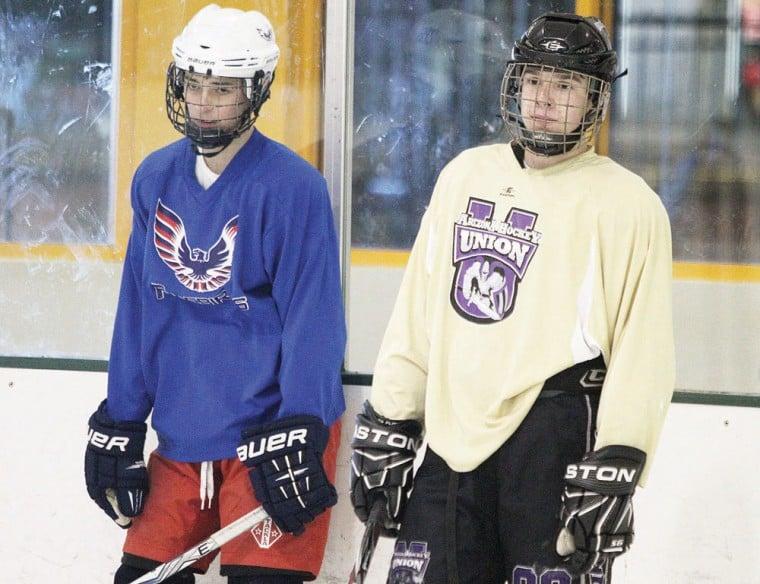 Local hockey players prepare for trip to Latvia