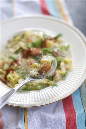 Food Healthy Fish Soup