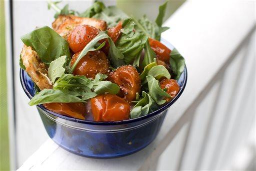 Food-Tomato Salad
