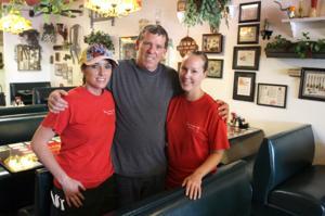 Cozy Corner Cafe owner Troyce Hudnell