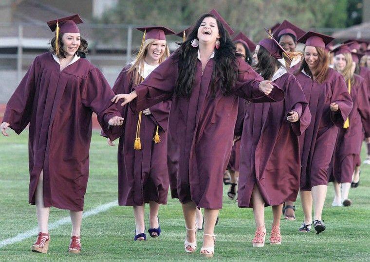 Mountain Pointe graduation 2011