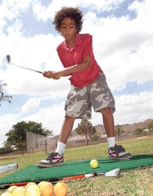 Colina golf classes