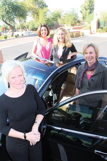 Divas Driving Divas: Giving moms their social lives back