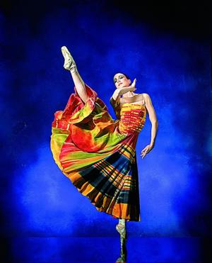 Charla Metzker, Ballet Florida