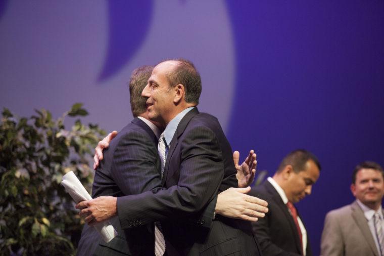 Sal DiCiccio Inauguration