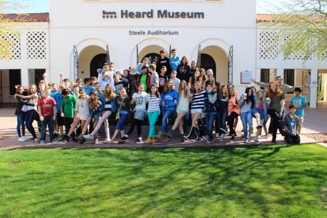 Keystone Montessori welcomes students from Matadepera, Spain