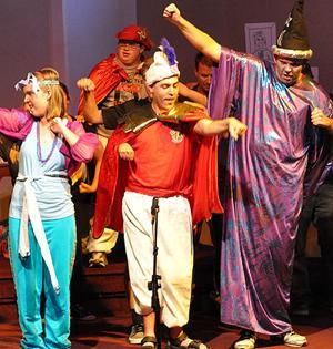 Arizona Magic of Music and Dance camp