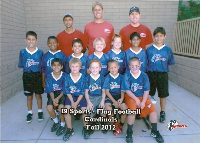 i9 Sports Flag Football Champions