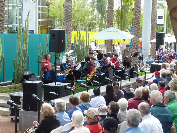 Fall Out to Lunch Concert Series