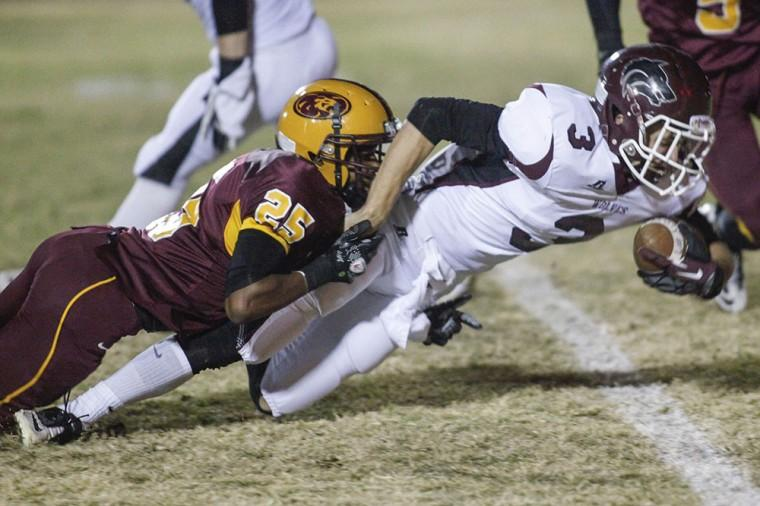 Football: MP vs Desert Mountain