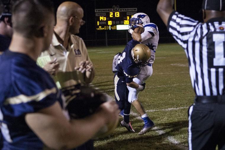Football: DV vs Dobson