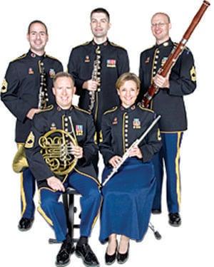 Pentagon Winds woodwind quintet