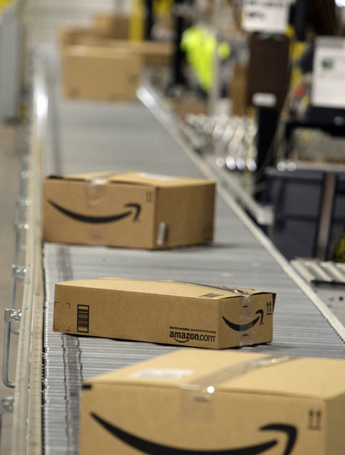 Amazon Sales Taxes