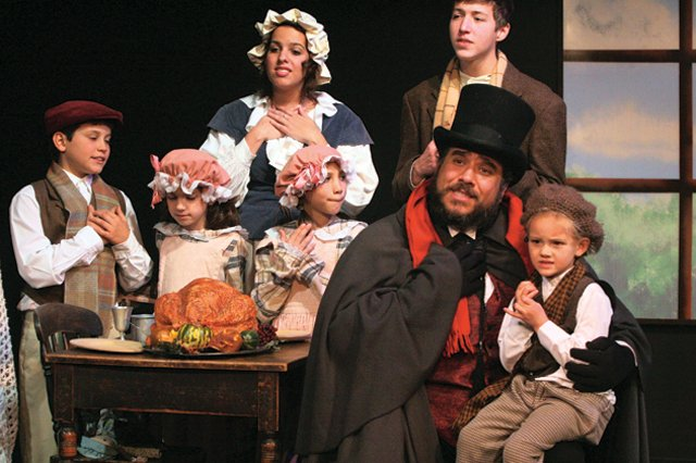 'A Christmas Carol' begins this weekend at ACT 