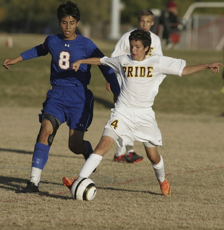 Diablos Soccer Classic: Pool Play
