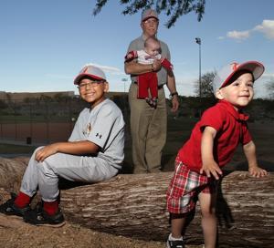 Grassroots project seeks baseball facility