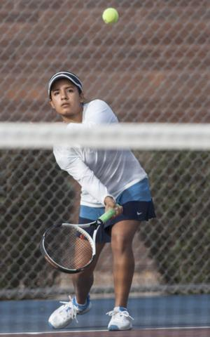 Tennis: DV vs MP