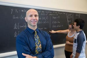 Phoenix College professor named Arizona Professor of the Year