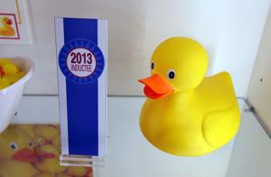 Rubber duck inducted to National Toy Hall of Fame