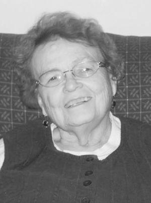 Suzanne Palmer (1938-2013)