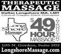 Longshore Massage & Mobile Spa