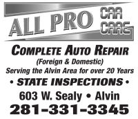 All Pro Car Care