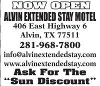 Alvin Extended Stay Motel