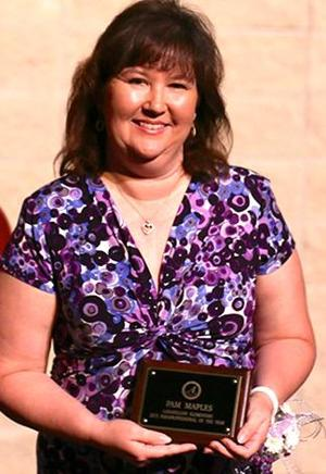 Alvin ISD employees of the Year honored