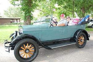 Frontier Day Car Show trophy winners named