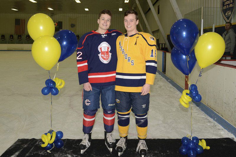 MA H.S.: On Opposite Sides Of Rivalry, Biddles Look To Lead Andover, Central To State Title Games