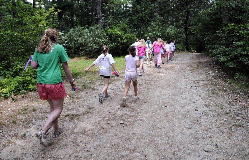 girl scouts to host open house at camp maude eaton