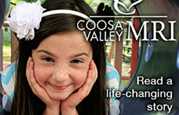 Coosa Valley MRI - Newsletter - 350x225 - Test