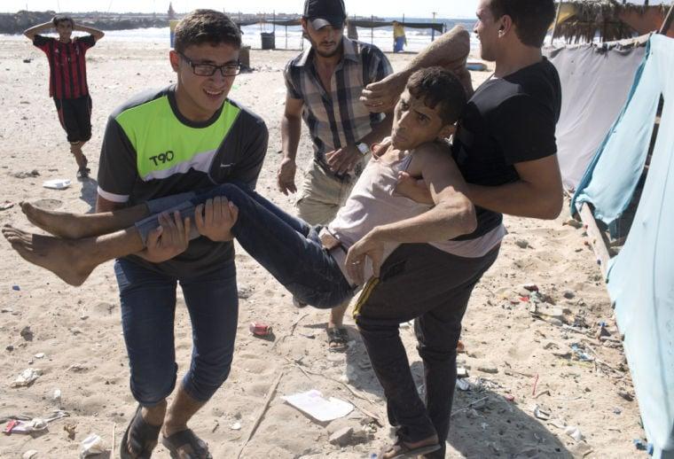 Gaza violence