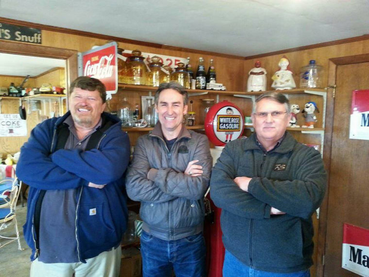 American Pickers in Clay County
