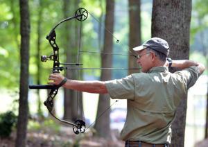 Heflin archery tournament