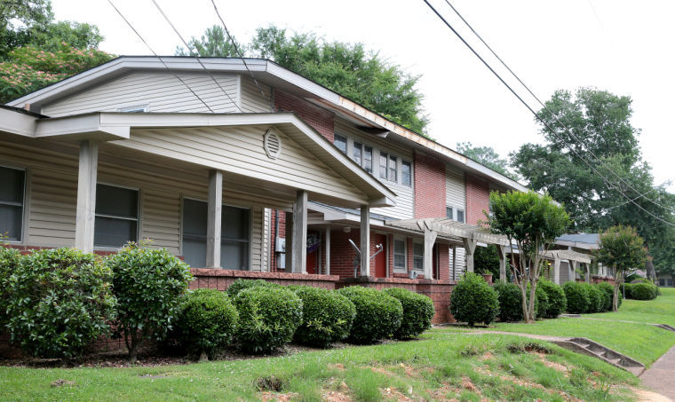 Cane Creek Apartments