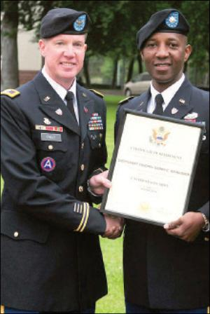 Lt. Col. Barry Dickerson