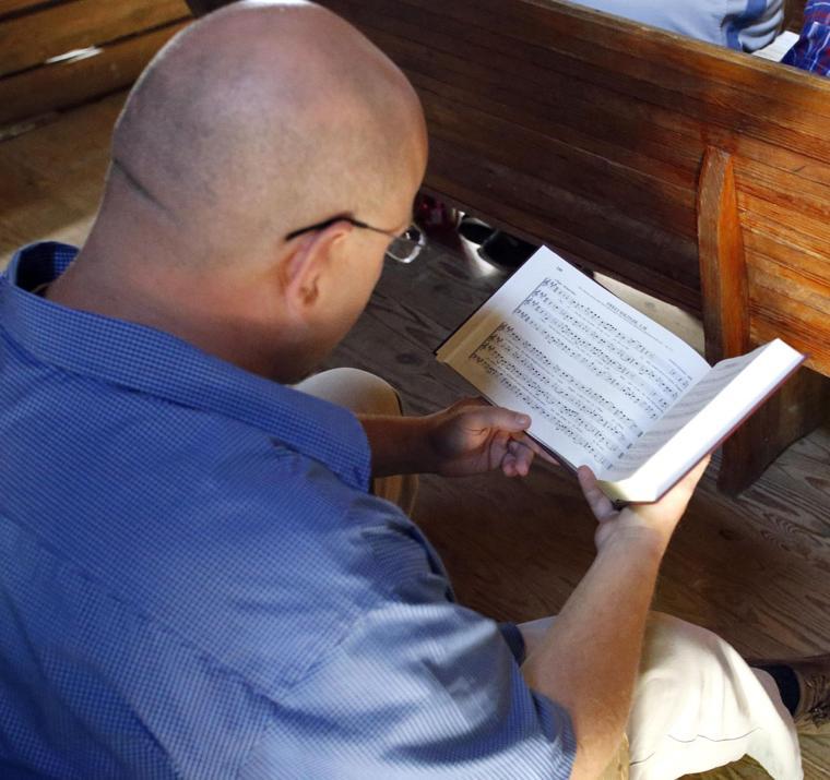 Sacred Harp Singing atShoal Creek Church
