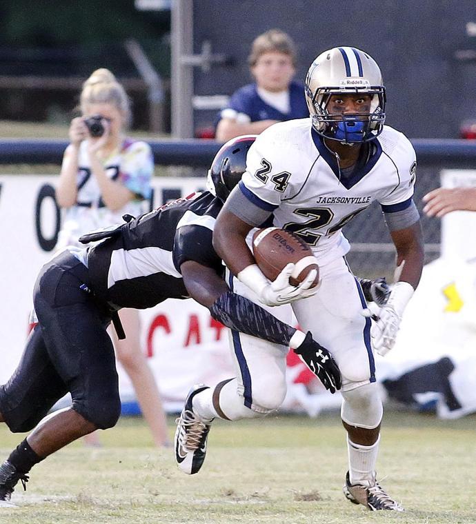 Jacksonville at Weaver