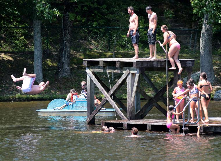 Flip! at Lake Cheaha