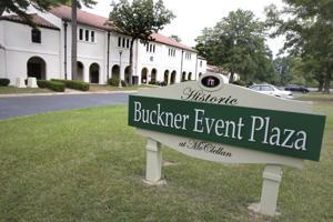 Buckner Event Plaza