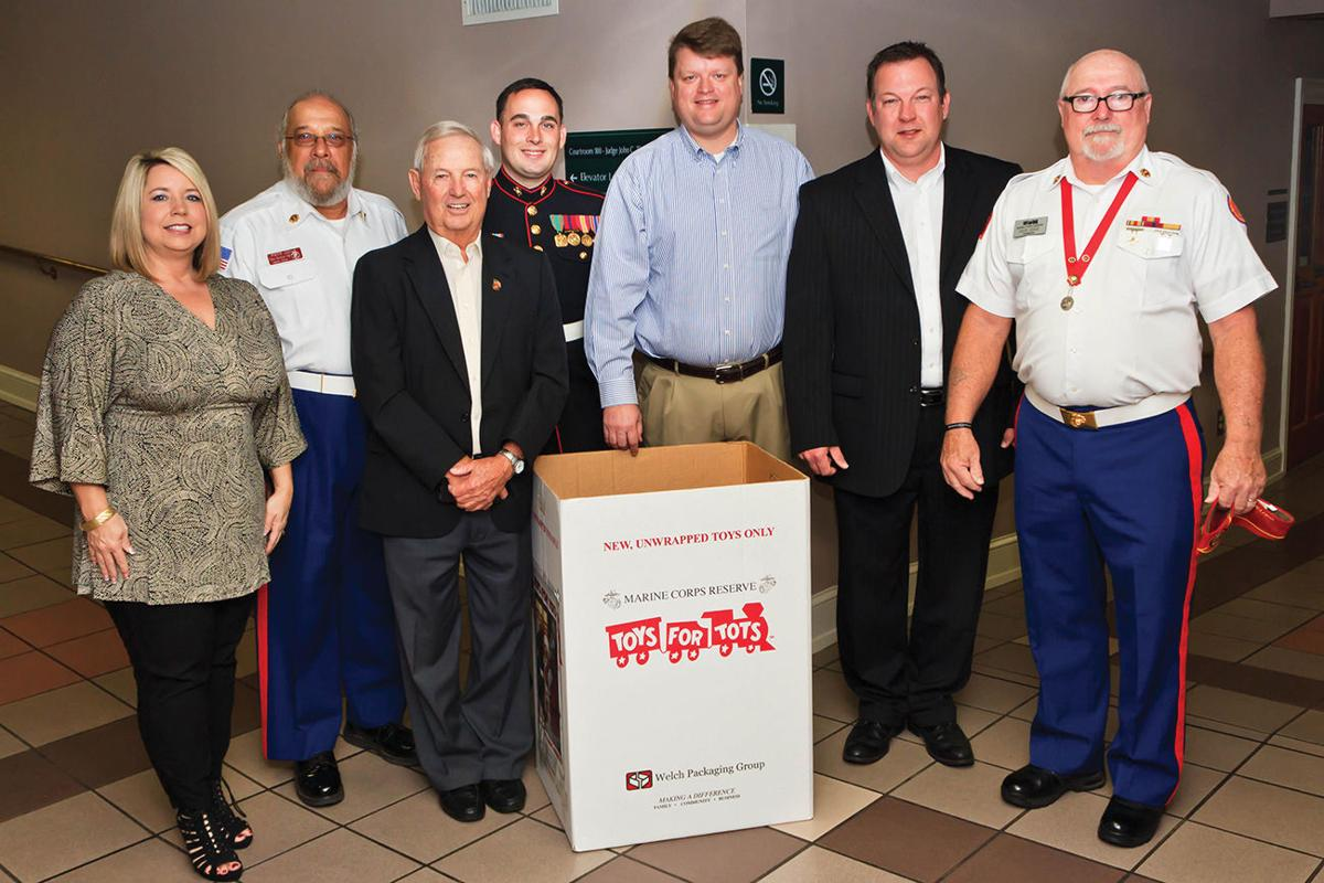 Toys For Tots Drive : Toys for tots drive opens features annistonstar