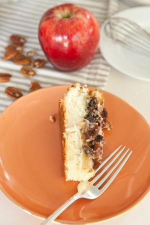 Cran-apple Coffeecake