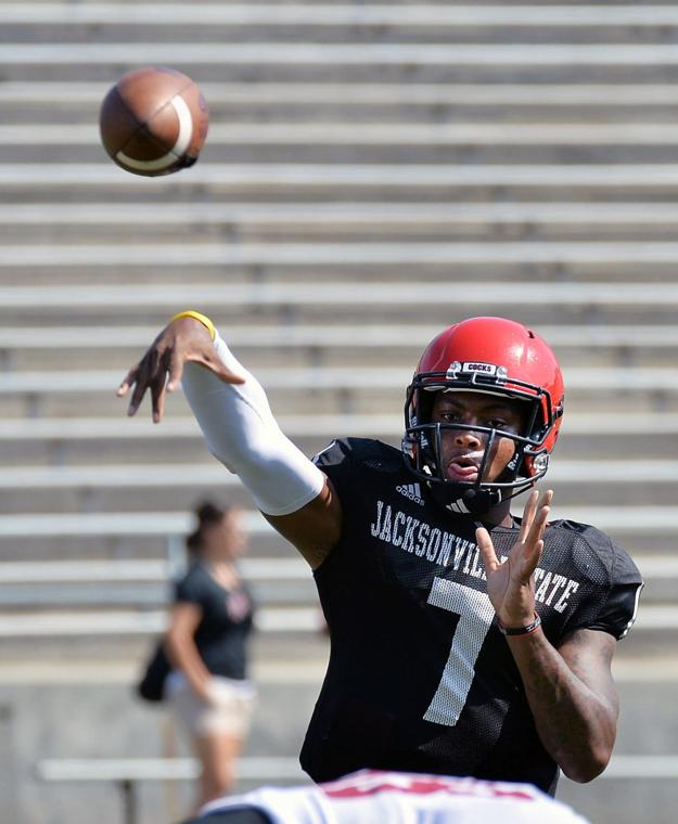 jsu football gamecocks set for second scrimmage of