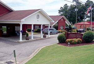 Cleburne County Nursing Home